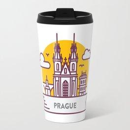 Travel: Prague, Czech Republic Travel Mug