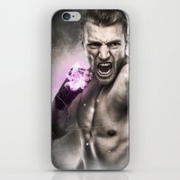 street fighter iPhone & iPod Skins featuring Street Fighter by Apothec