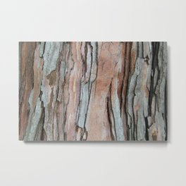 Wooden Beauty Metal Print