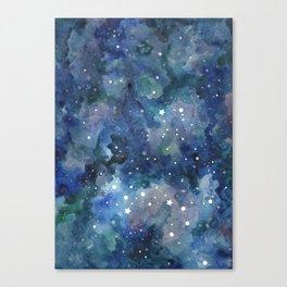 Star Galaxy Canvas Print