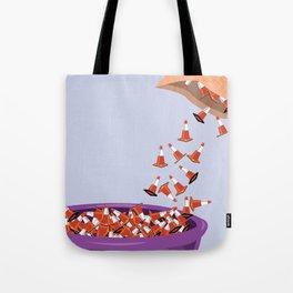 Candy Cones Tote Bag