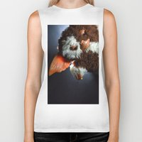 gizmo Biker Tanks featuring Gizmo  by Erika VBL