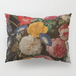 Vintage & Shabby Chic - Dutch Midnight Garden I Pillow Sham