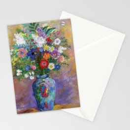 Bouquet of Flowers Stationery Cards