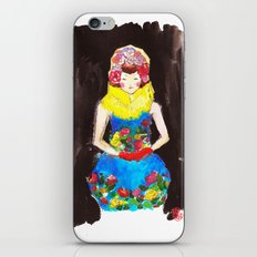 Russian Doll iPhone & iPod Skin