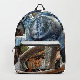 GMC Wheel Backpack