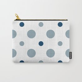 Pattern Play: Polka Dots Carry-All Pouch