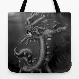 Monster J Tote Bag