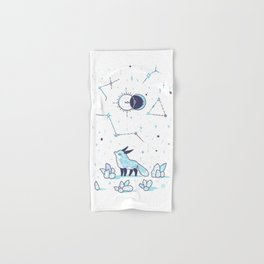 Arctic Nights Hand & Bath Towel