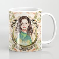 charli xcx Mugs featuring Charli XCX by Share_Shop