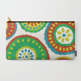 Dutch Medallions Carry-All Pouch