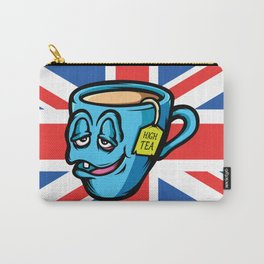 High Tea Carry-All Pouch