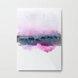 Superimposed 003 Metal Print