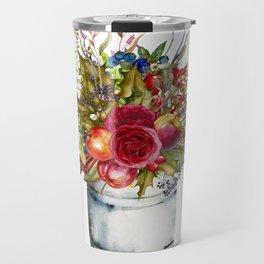Woodland Bouquet Travel Mug
