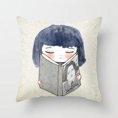 Wilde Love Throw Pillow