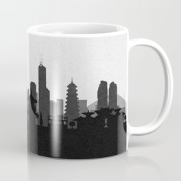 City Skylines: Hong Kong Coffee Mug