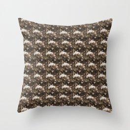 Roses III-A Throw Pillow