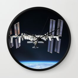 1079. The International Space Station Wall Clock