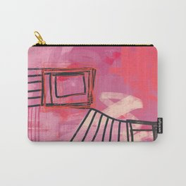 pinch me - abstract painting Carry-All Pouch