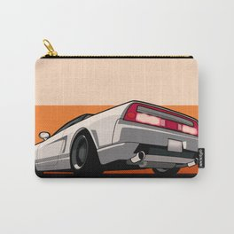 White Honda Acura NSX Carry-All Pouch