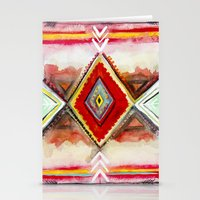 kilim Stationery Cards featuring Kilim by Fitz Farm