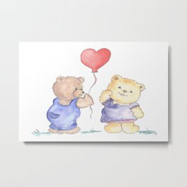 Just for You! Metal Print