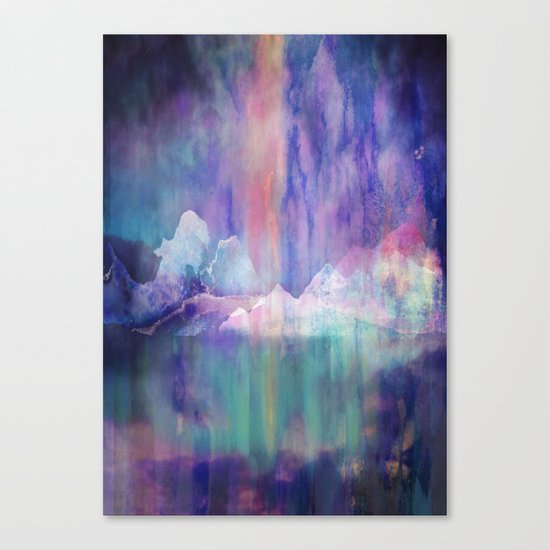 Northern Lights Adventure Canvas Print