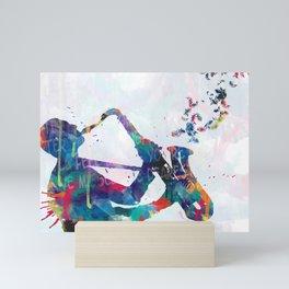 music Mini Art Print