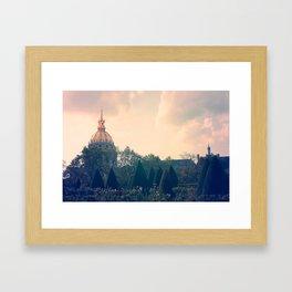An Afternoon in Paris, 2 Framed Art Print