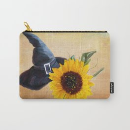 Sunny Witches Hat Carry-All Pouch