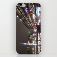 stockholm iPhone & iPod Skins featuring Stockholm by Me llamo Mikel