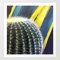 Cactus and Succulent Art Print