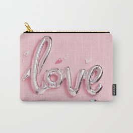 Love in the Air Carry-All Pouch