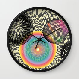 A Trip into the Cosmos Wall Clock