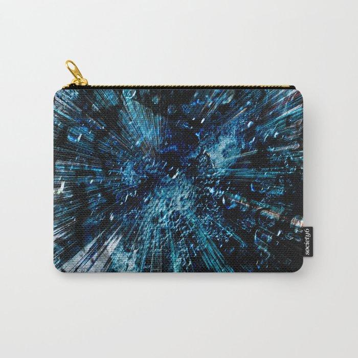 Universum blue deep Carry-All Pouch