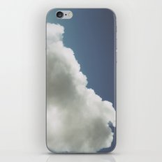 Clouds 5 iPhone & iPod Skin
