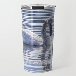 Cygnet with Mother Travel Mug