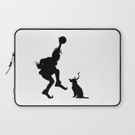 #TheJumpmanSeries, The Grinch Laptop Sleeve