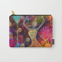 Dancing With Fireflies Carry-All Pouch