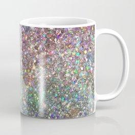 Amazing Rainbow Glitter Design Pattern Coffee Mug