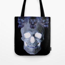 Skull Crown Tote Bag