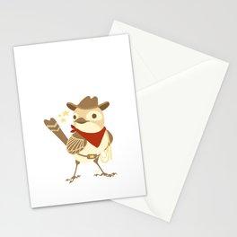 Wild Sparrow Stationery Cards