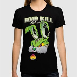 Road Kill Racing - Dead Bunny T-shirt