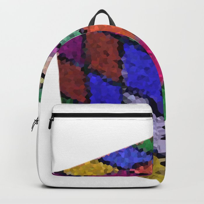 The color cube Backpack