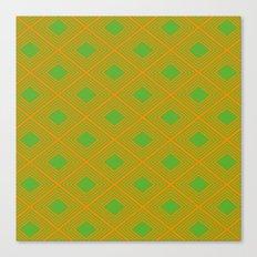Rando Color 9 Canvas Print