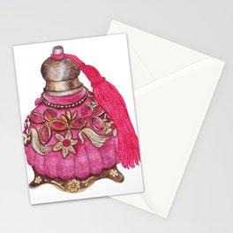 Retro bottle Stationery Cards