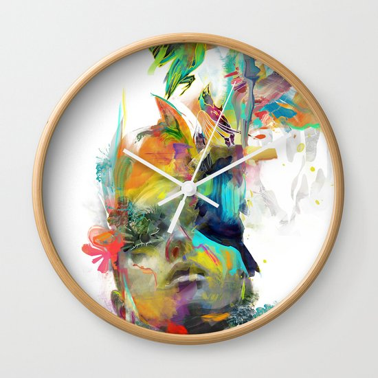 Dream Theory Wall Clock