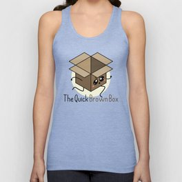 The Quick Brown Box Unisex Tank Top