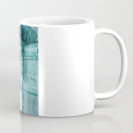 the water line Mug