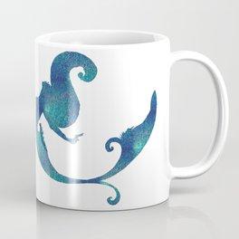 Azure mermaid Coffee Mug